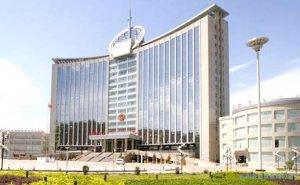 柳林县人民政府行政综合办公大楼