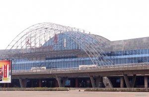 太原飞机场候机楼