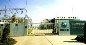 晋城500KV变电站工程