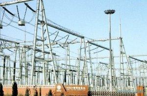 大同小营500KV变电站工程