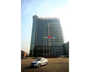山西丁陶国际大酒店获2010~2011年度中国建设工程鲁班奖(国家优质工程)